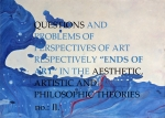 CFP – Questions and problems of perspectives of art – Presov, Slovakia, 17-19 May, 2019